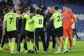 Sheffield jaga rekor tandang, Southampton tinggalkan zona merah