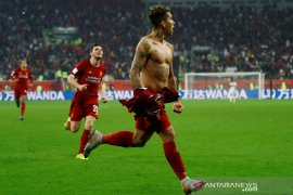 Liverpool juara Piala Dunia Antarklub