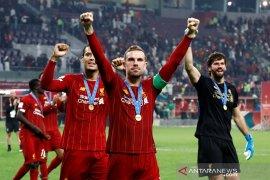 Berita dunia - Liverpool juara dunia, Henderson: terdengar menyenangkan