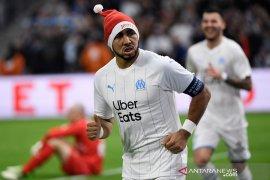 Marseille dan Monaco petik kemenangan akhir tahun, Lyon cuma imbang