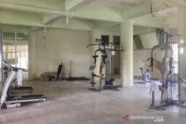 Habiskan dana seratusan juta alat fitnes KONI Aceh Jaya terbengkalai