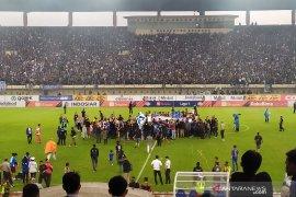 Liga 1: Hariono cetak gol di laga perpisahan