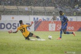 Ezechiel N'Douassel akhirnya bergabung ke Bhayangkara FC