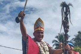 Kapolda Sumut tinjau pelabuhan Feri Ambarita di Kabupaten Samosir