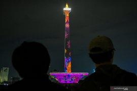 Liburan Natal dan akhir tahun di Monas Week Jakarta
