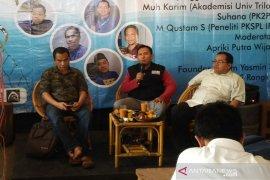 Forum Yasmin diskusikan polemik rencana ekspor anak lobster