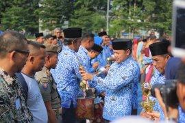 Pesan Bermakna Dari Peringatan HUT KORPRI Di Kota Bogor