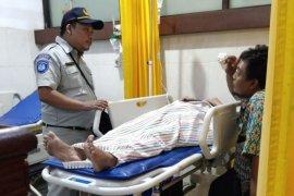 Jasa Raharja jamin santunan kecelakaan beruntun di Pasuruan