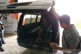 Tersangka pembunuhan mahasiswi Bengkulu dimakamkan di kampung halaman