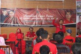 PDI Perjuangan Surabaya gelar rapat maraton hadapi pilkada 2020