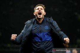 Frank Lampard banggaa bisa menaklukkan Jose Mourinho