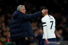 Liga Inggris: Mourinho mau Tottenham segera kembali ke jalur kemenangan