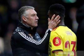 Sukses kalahkan MU, Pearson yakin Watford bisa keluar dari kesulitan