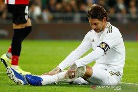 Liga Spanyol, Tiga peluang digagalkan gawang, Real Madrid dipaksa puas hasil imbang