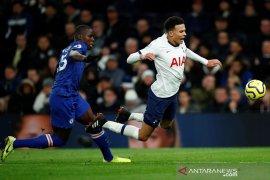 Klasemen Liga Inggris, Tottenham dan United tertahan usai telan kekalahan