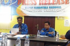 Klinik Pratama BNNK Tabalong rehabilitasi 48 pengguna narkoba
