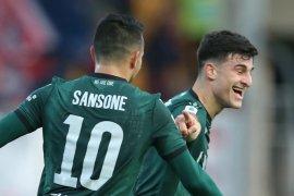 Liga Italia, Bologna pertahankan tren bagus dengan tundukkan Lecce 3-2