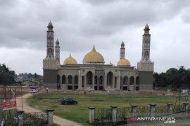 Masjid Agung Abdya, kombinasi desain arsitektur Aceh dan Timur Tengah