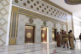 Dinas Syariat Islam Abdya akan berkantor di Masjid Agung