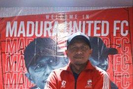 Rahmad Darmawan resmi MENjadi pelatih Madura United
