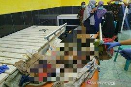 Warga Lahat tewas mengenaskan di kebun durian belum pasti akibat harimau