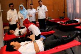 PTPN IV gelar aksi sosial donor darah