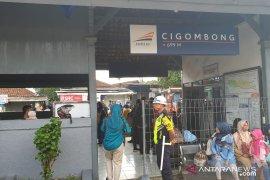 PT KAI upayakan perjalanan kereta lintas Bogor-Sukabumi kembali normal hari ini