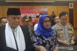 Empat pelaku dan enam korban kawin kontrak di Puncak Bogor diamankan