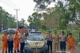 Kapolres Bangka pimpin patroli Kamtibmas gabungan operasi Lilin Menumbing 2019
