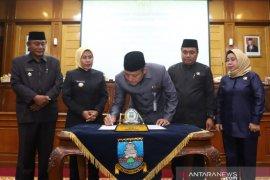 Permudah investasi di Kabupaten Serang, DPRD sahkan Perda RTRW
