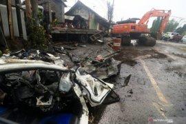 Kapolda Jatim jadwalkan tinjau lokasi kecelakaan beruntun di Pasuruan