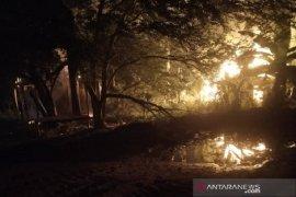 Kericuhan terjadi di Lhokseumawe, delapan rumah dibakar