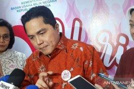 Menteri Erick Thohir tunjuk Zulkifli Zaini sebagai Dirut PLN