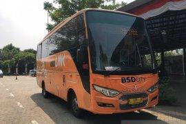 """Pengelola perumahan  BSD City Tangerang operasikan """"shuttle bus"""" gratis"""