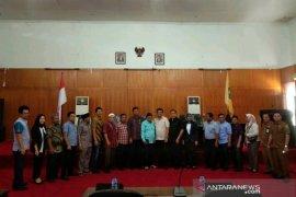 Akhirnya AKD DPRD Padangsidimpuan terbentuk