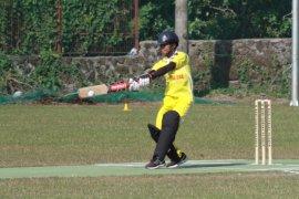 Timnas kriket Indonesia akhiri 2019 pecah rekor