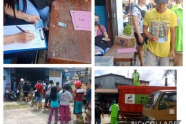Pertamina gelar Operasi Pasar Elpiji Subsidi di Kabupaten Bengkayang