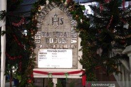Gereja Katedral Kota Bogor tampilkan tema ini pada misa Natal tahun 2019