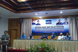 "Partai Demokrat Banjarmasin ""uji"" bakal calon wali kota"