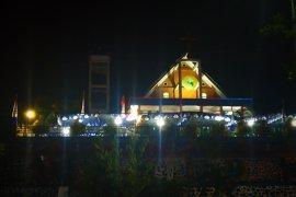 HMI kawal Misa Malam Natal di Manokwari