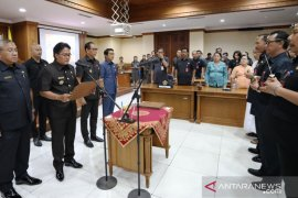 Bupati Badung minta pejabat agar tingkatkan integritas dan komitmen