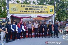 PMI Tangerang buka posko dukung pengamanan Natal dan Tahun Baru