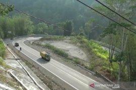 Liku Pematang, lokasi kecelakaan maut bus Sriwijaya