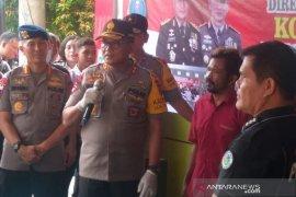 Polda Sumut amankan 10 kg sabu, satu pelaku ditembak mati