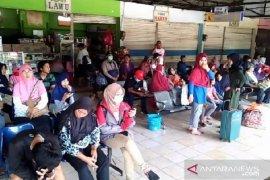 Puncak penumpang turun di Terminal Madiun mencapai 15.613 orang