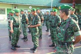 Personel Kodim 1304 Gorontalo siap amankan Natal dan Tahun Baru