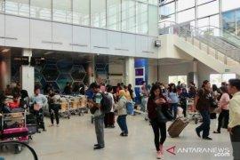 Penumpang Bandara Depati Amir naik 14,14 persen jelang Natal