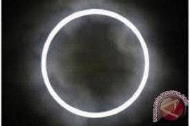 Gerhana matahari cincin perdana akan lintasi Aceh