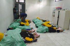 Korban kecelakaan maut Bus Sriwijaya bertambah