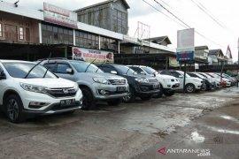 Jelang tahun baru jasa penyewaan mobil di Palangka Raya banjir pesanan